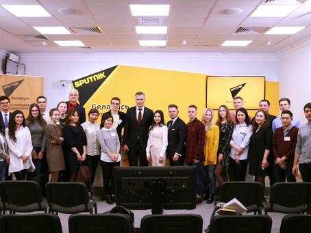 Евразийская молодёжная медиашкола в Минске