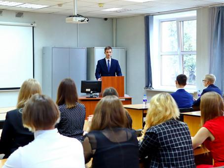 Риторика в международных отношениях - круглый стол в Минске
