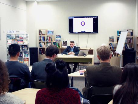 В Минске состоялся семинар про сопряжение ЕАЭС и Шелкового пути