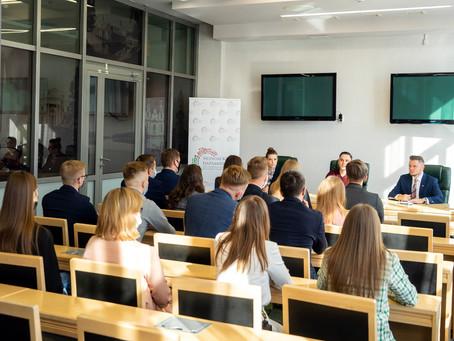 В Минске стартовала лидерская платформа «Команда будущего»