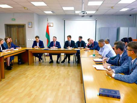 Публичная дипломатия: теория и практика - круглый стол в Минске