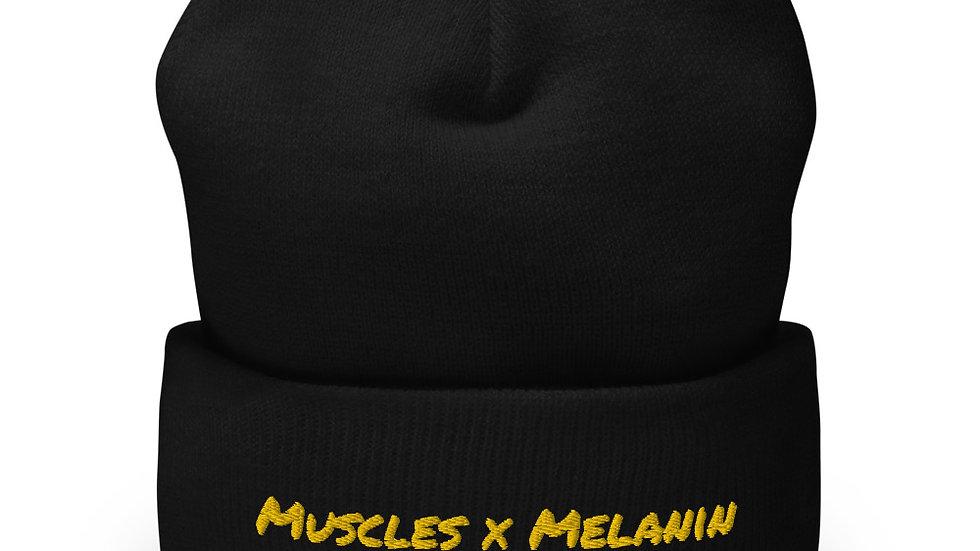 Beanie (Muscles x Melanin)