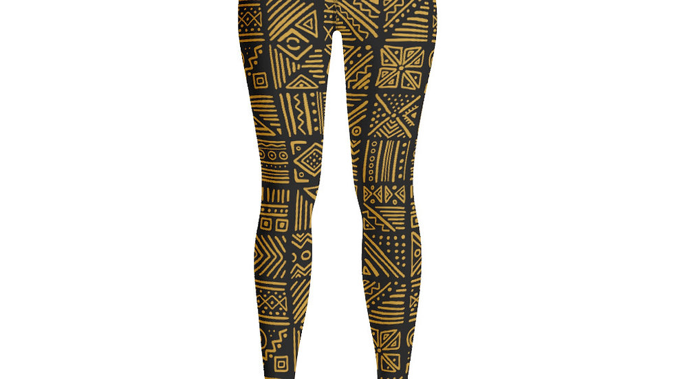 Motherland Stamp Leggings