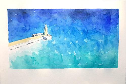 Breakwater vs the Med
