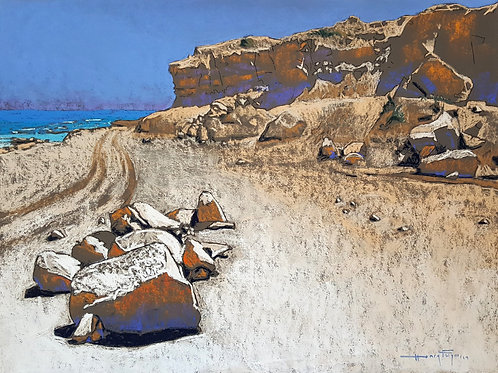 The Limestone Rockfall