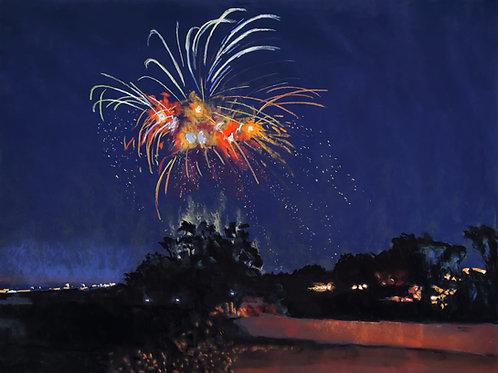 Fetha Kulur  (Fireworks)