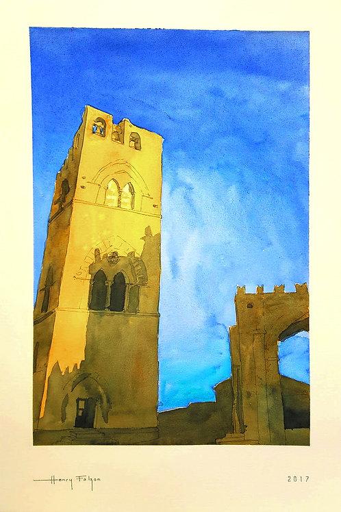 Erice Tower