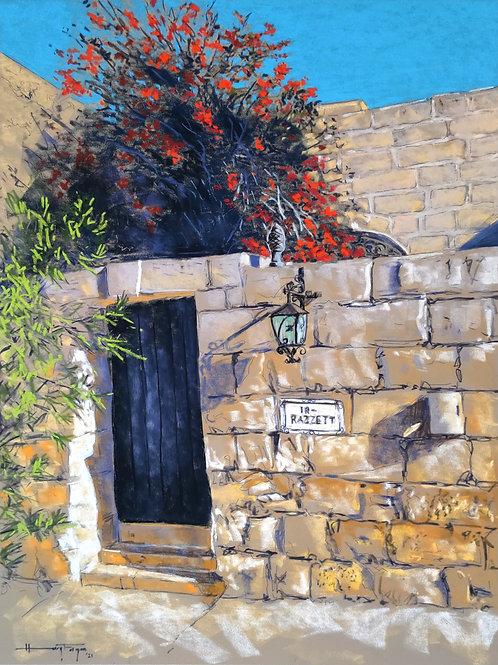 Ir-Razzett Malti (Maltese farmhouse)