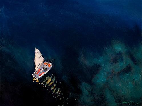 Tiny Ship, Big Journey
