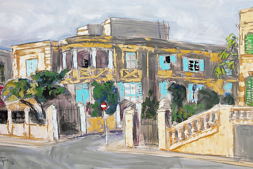 Art Deco Mansions