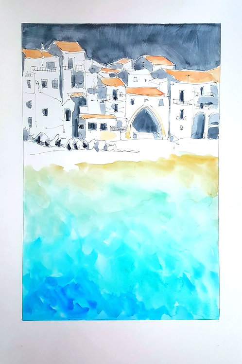 Cefalu Seafront