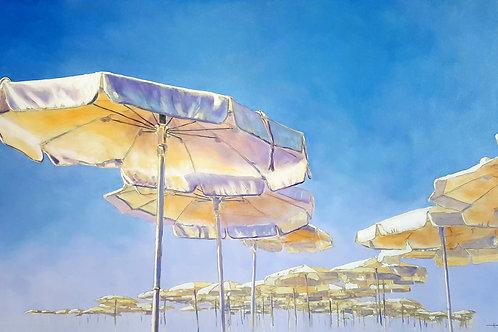 Parasols go to Heaven too