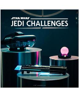 Star Wars Jedi Challenges
