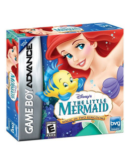Disney's The Little Mermaid: Magic in two Kingdoms (GBA)