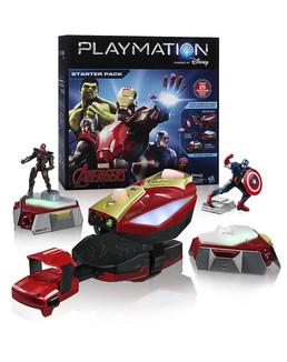 Disney's Playmation Avengers Playset