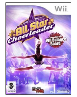 All Star Cheer Squad (Wii)