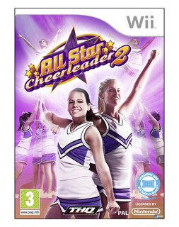 All Star Cheer Squad 2 (wii)