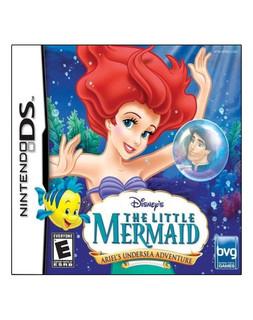 Disney's The Little Mermaid: Ariel's Undersea Adventure (DS)