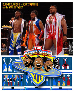 WWE Tagteam The New Day