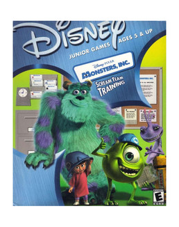 Monsters, Inc.: Scream Team Training