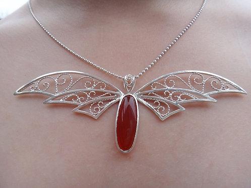 Winged Carnelian