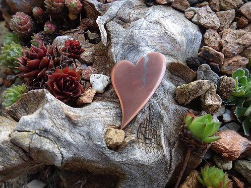 Mended Heart w/ Silver Break