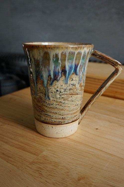 Tapered Mug - Birch Drips