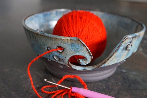 Yarn Bowl - Sea Foam