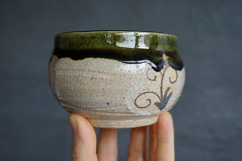 Japanese Rice Bowl - Oribe