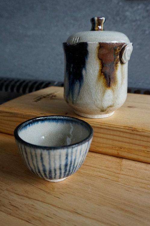 Personal Tea Set - Ofuke - 2 pcs