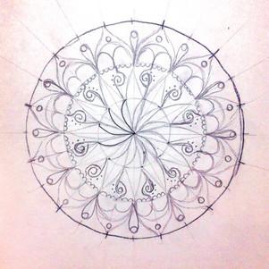 ART 11/12- 11/13: Mandala Patterns