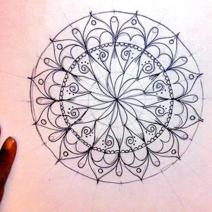 ART 11/16- 11/19: Mandala Design
