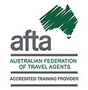 Travel Training Australia AFTA Accredited Training Provider