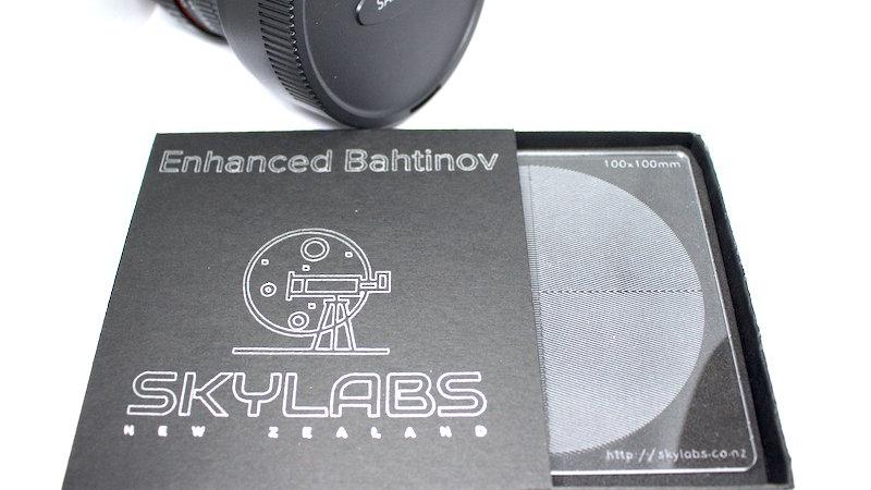 Skylabs Enhanced Bahtinov Focusing Mask