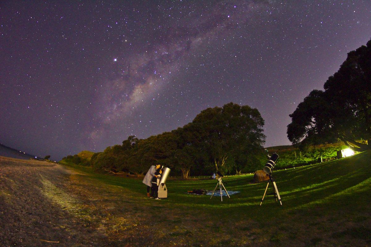 Private Stargazing Lab