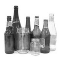 Glass for recycling