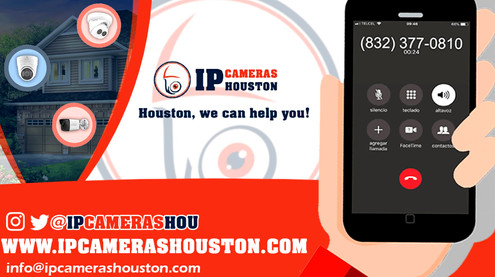 Call IP Cameras Houston - video