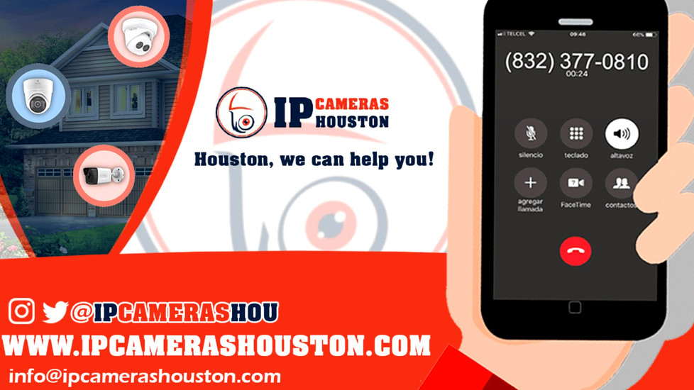 Call IP Cameras Houston - video