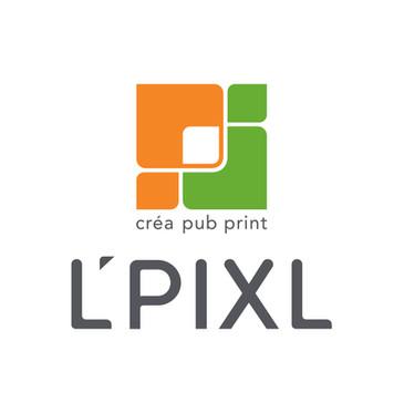 L'Pixl - Logo carré