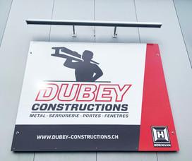 Dubey - panneau