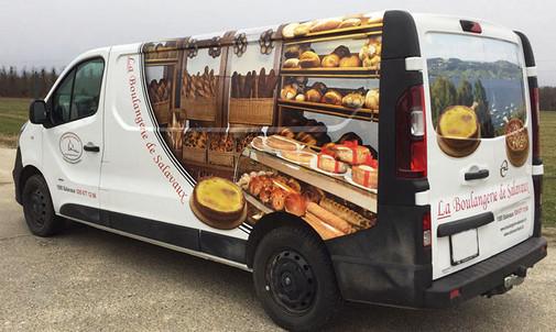 Boulangerie Salavaux