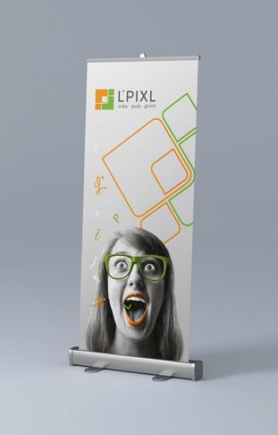 L'Pixl - RollUp