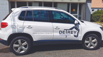 Detrey Terrassement