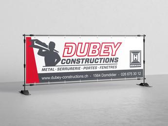 Dubey - Bâche
