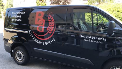 Boulangerie Buchs
