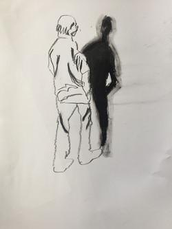 BW Line figure with shadow IMG_1044.JPG.