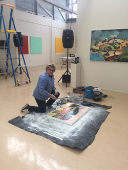 Preparing for exhibition IMG_0963.JPG