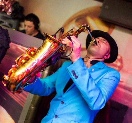 Musicians - Saxophonist