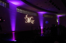 Monograms - Up-Lighting
