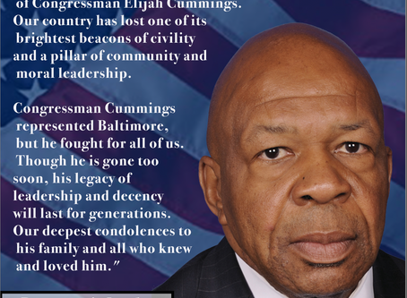 House Democrats mourn Elijah Cummings